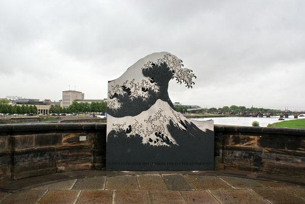 Дрезден, Наводнение