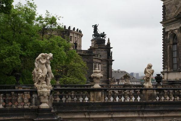 Дрезден, Цвингер, Французский павильон