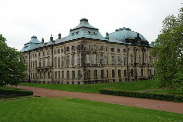 Дрезден, Японский дворец