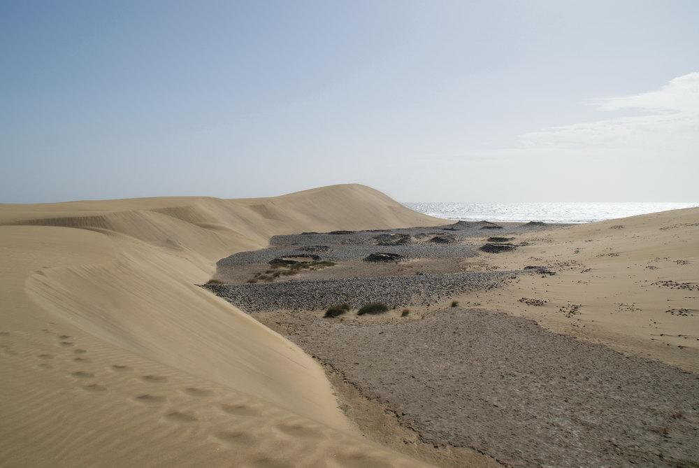 Дюны Маспаломаса
