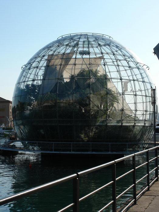 Италия, Генуя, аквариум
