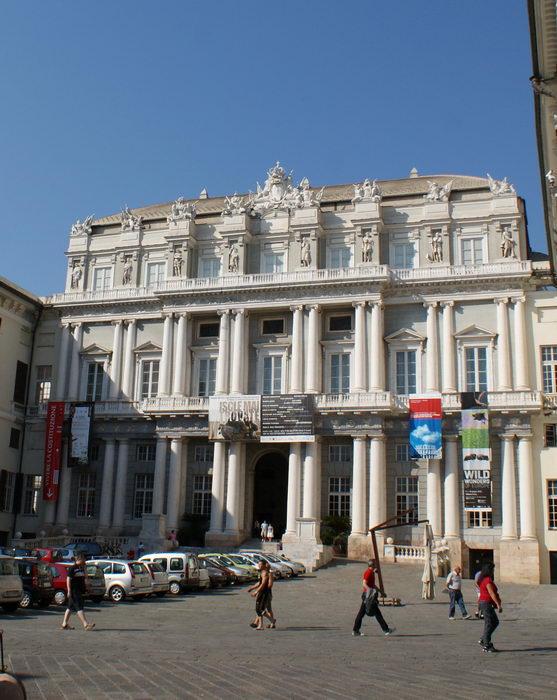 Италия, Генуя, Палаццо Дукале