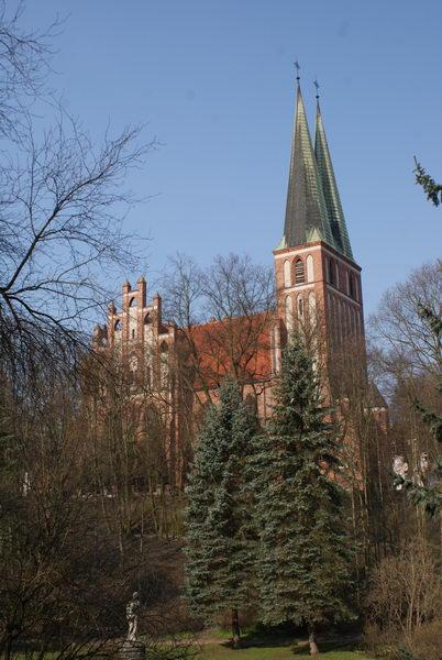 Ольштын, замок
