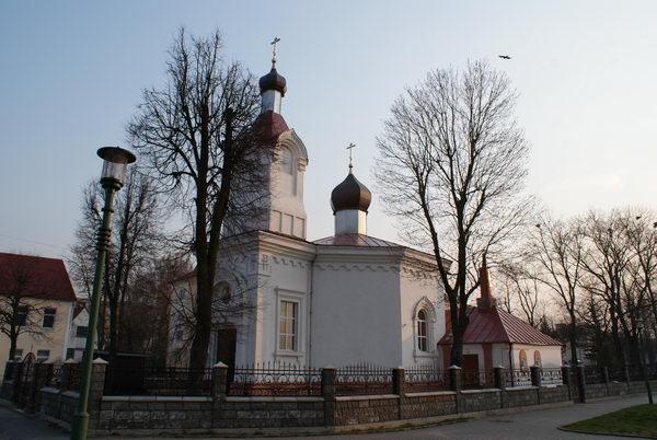 Волковыск, церковь св.Николая