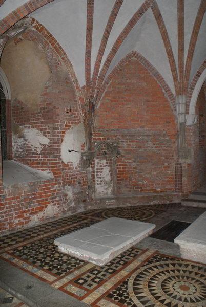 Мальборк, Усыпальница Великих магистров Тевтонского ордена