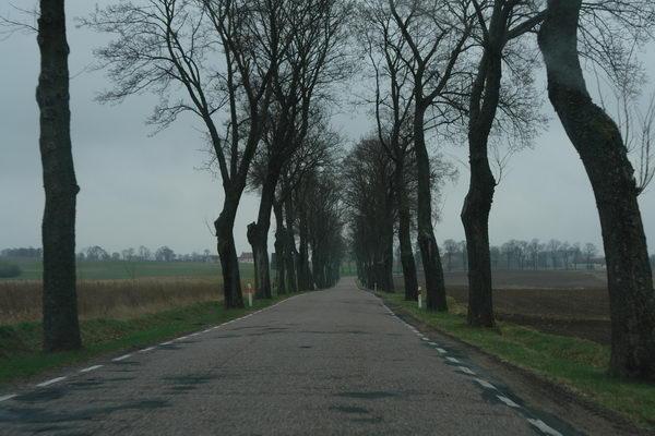 Пруссия, дорога
