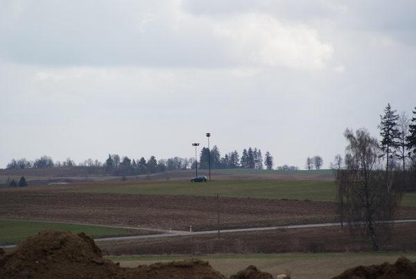 Грюнвальд поле битвы, место Ягайлы