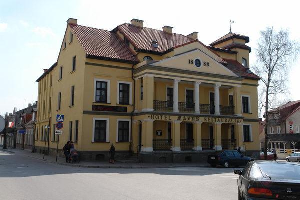 Мазурские озера, Миколайки, отель Мазуры