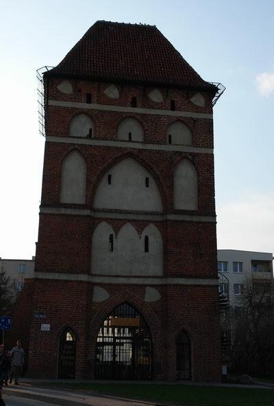 Мальборк, замок