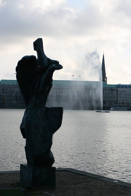 Гамбург, Биненальстер