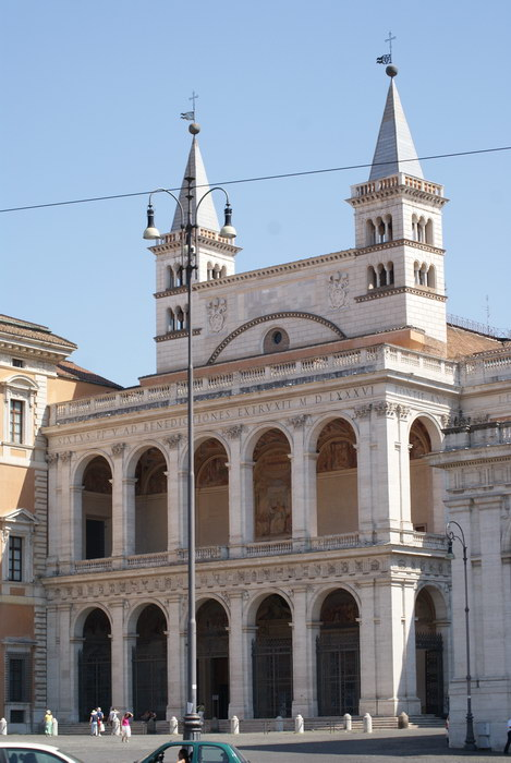 Рим, Латеранский соборй