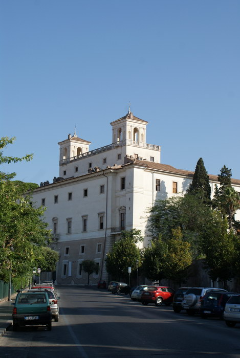 Рим, Дворец Медичи