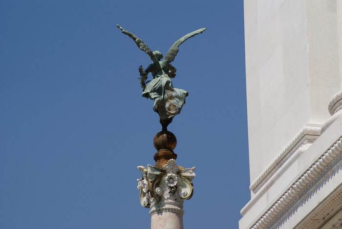 Рим, Монумент Витторио-Эммануэле