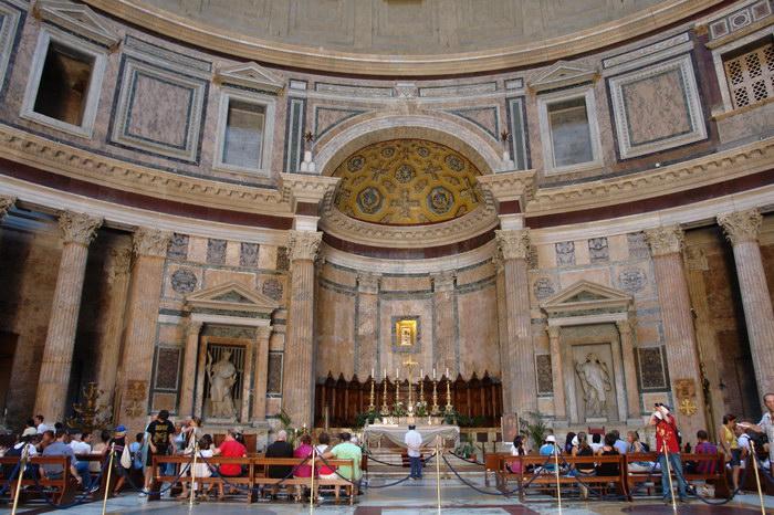 Рим,  Пантеон