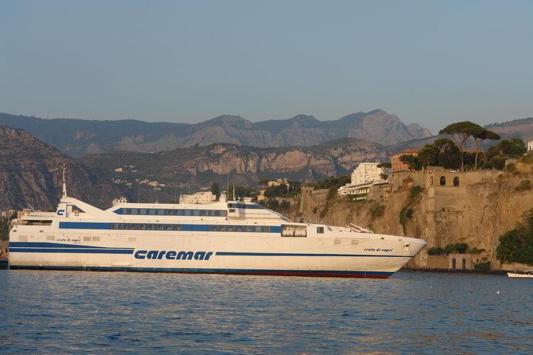 гавань Сорренто