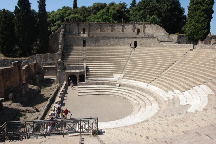 Помпеи. Большой театр
