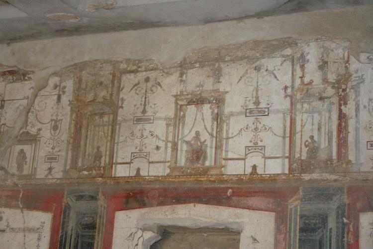 Помпеи. фрески