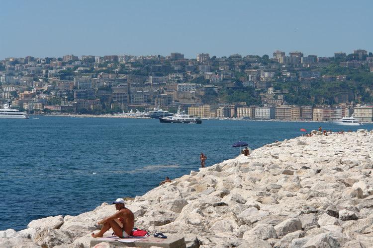 Неаполь, порт