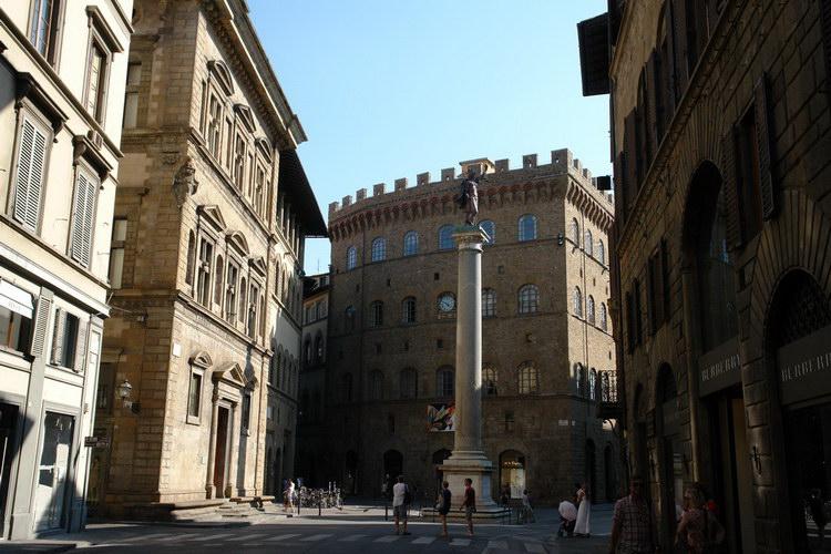 Флоренция, улочки
