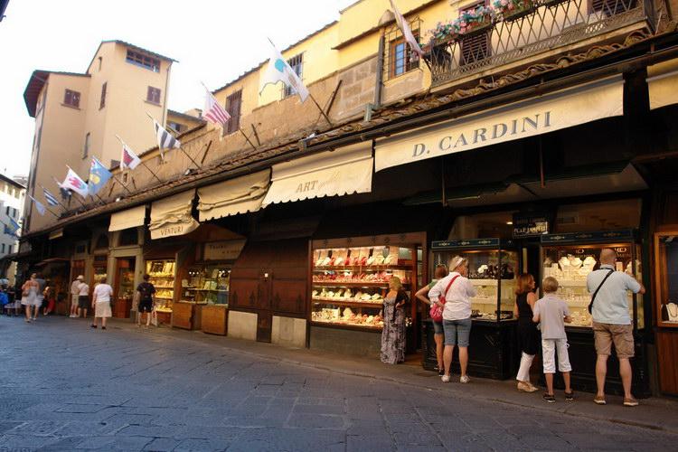 Флоренция, Понте Веккио