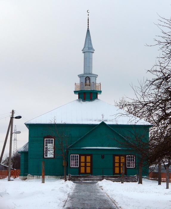 Ивье, мечеть