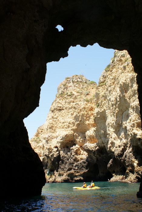 Португалия Лагуш, Лагос, Лагош. скалы и гроты