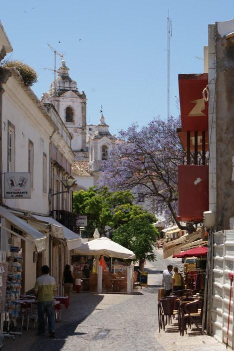 Португалия Лагуш, Лагос, Лагош. Старый город