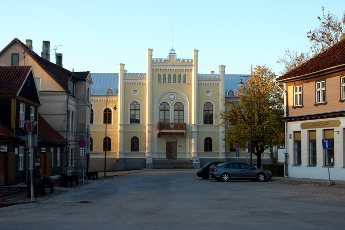Латвия. Кулдига