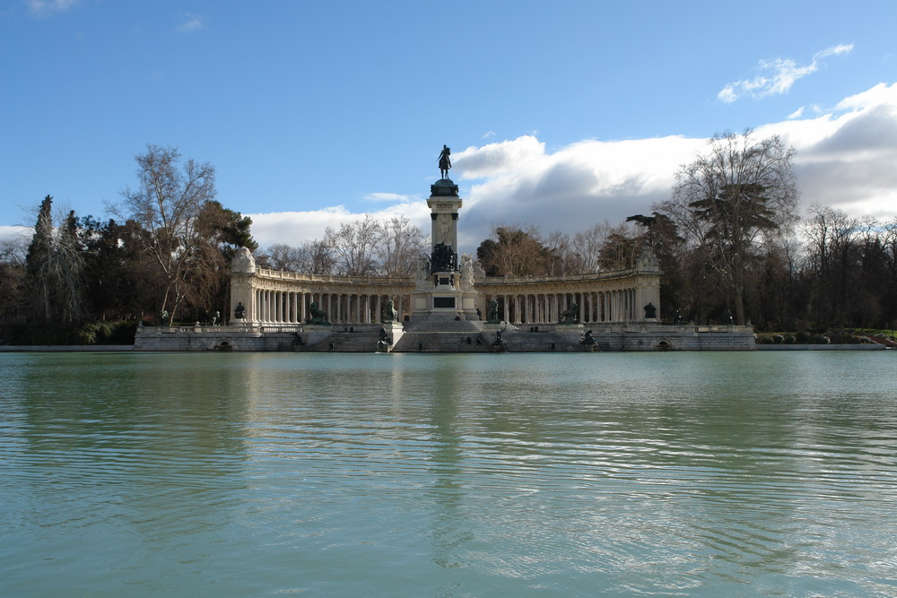 Мадрид, парок де ретиро