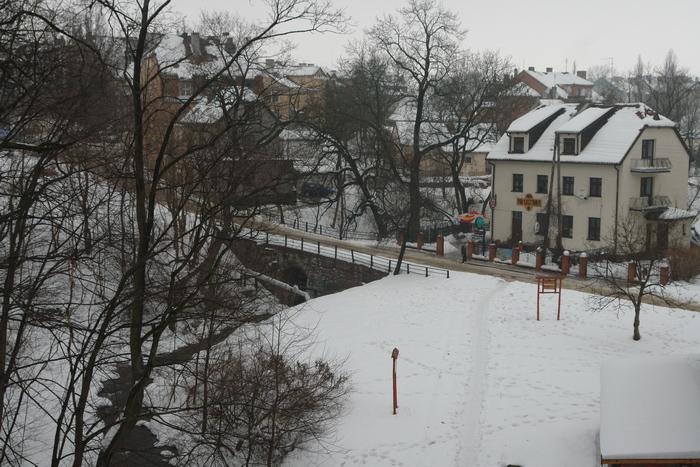 Решель. Готический мост