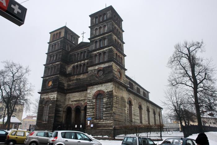 Линдзбарк Вармински. церковь Петра и Павла
