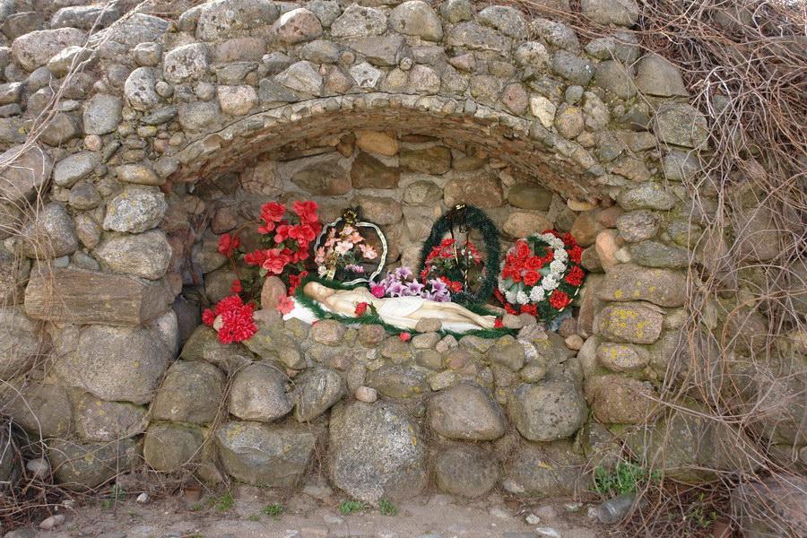 костел францисканцев в Удело