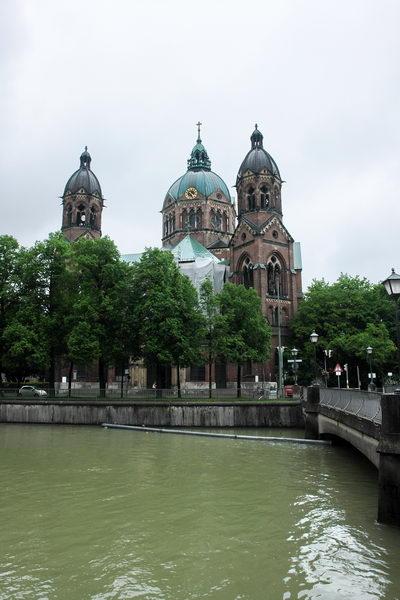Мюнхен Фрауэнкирхе