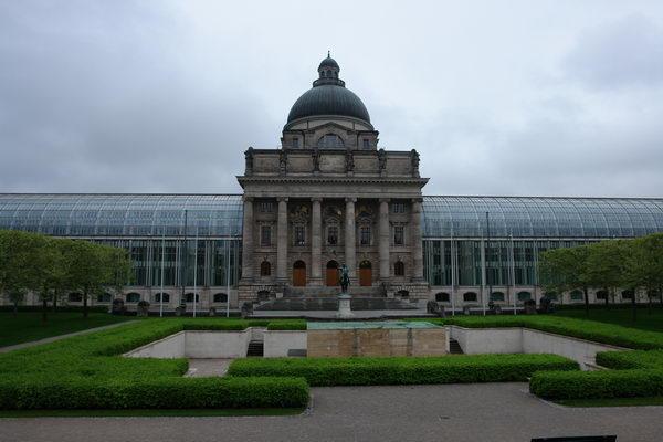 Мюнхен Максимилианштрассе