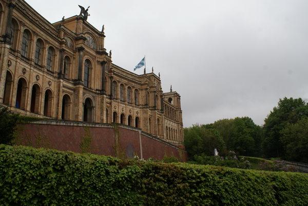 Мюнхен Максимилианеум