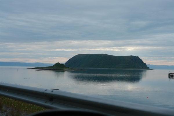 Остров Магерё