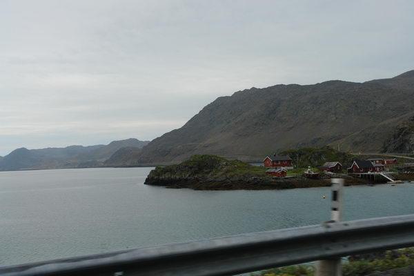 Остров Магерё. Дороги на Нордкапп