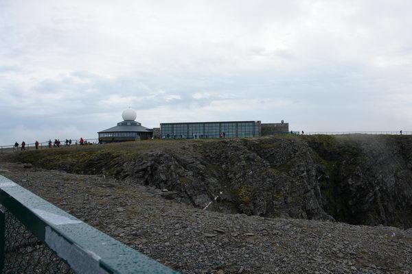 Мыс Нордкапп - самая северная точка Европы