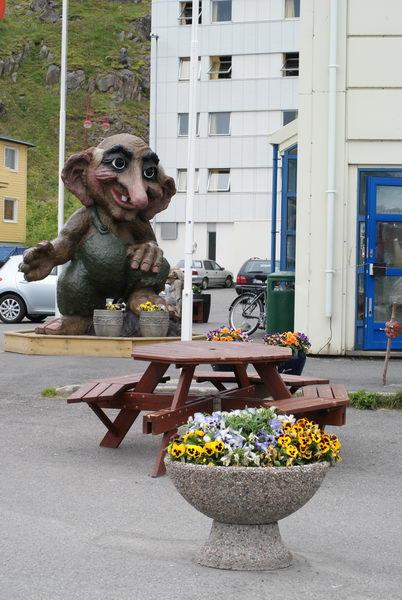 Тролль - туристический символ Норвегии