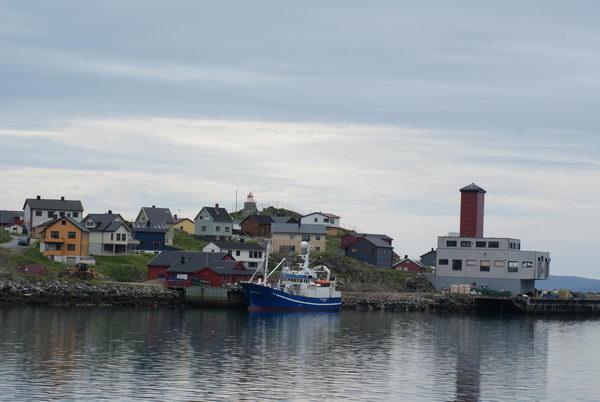 Остров Магерё. Хунингсвег