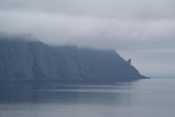 Остров Магерё. Киркепортен