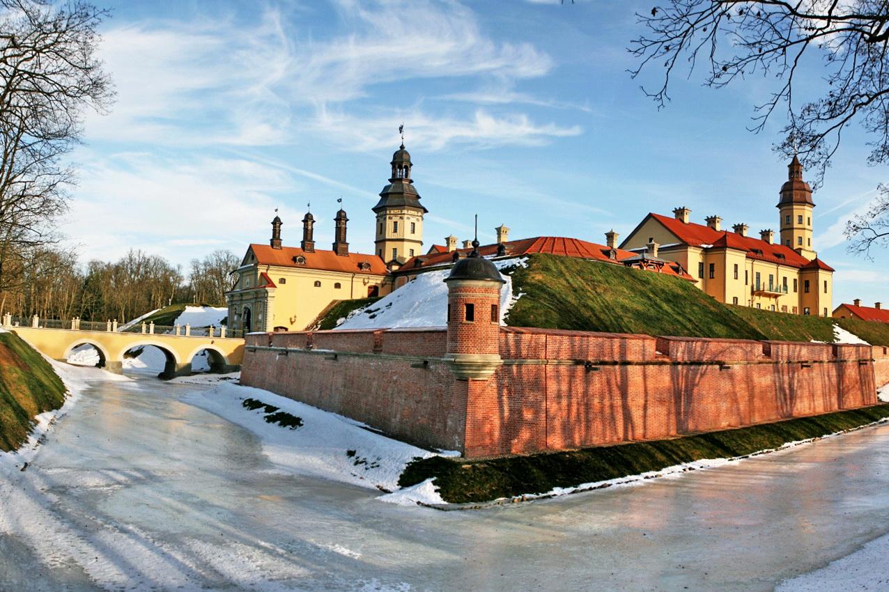 несвижский замок беларусь фото