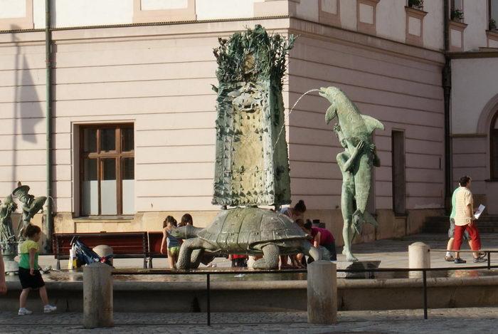 Чехия Оломоуц