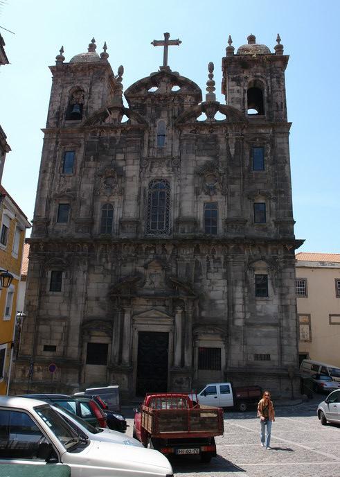 Храмы Порту