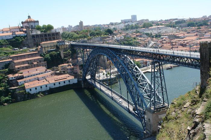 Порту мост Дон Луиш I