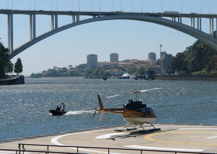 Порту вертолетная экскурсия
