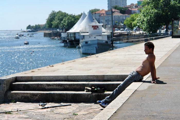 Порту рыбак