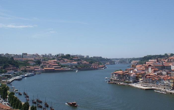 Порту река Дуро (Дуэро)