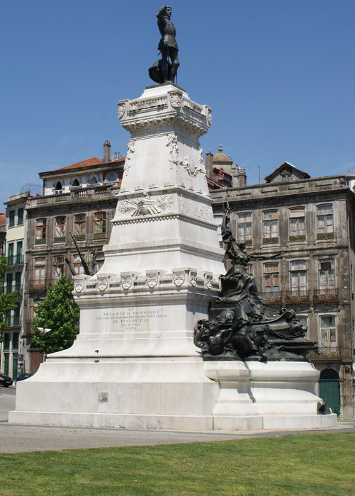 памятник инфанту Энрике