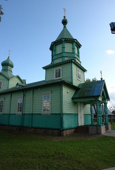 Нарев, церковь